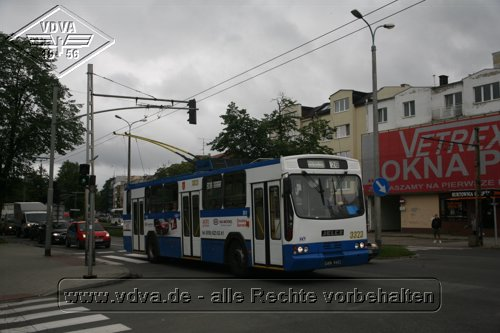 Gdingen Wagen 3323