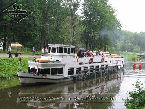 Schiff Birkut inBuchwalde